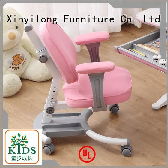 Xinyilong Furniture comfortable height adjustable kids chairs wholesale for kids