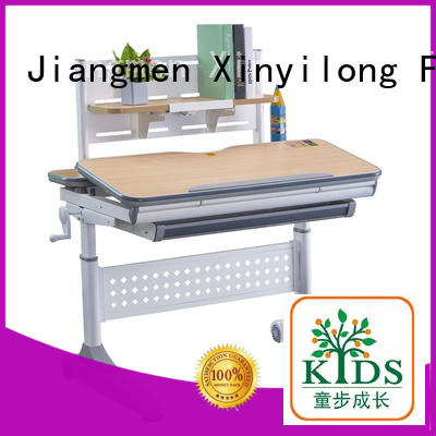 Xinyilong Furniture washable student desk adjustable height high quality for home
