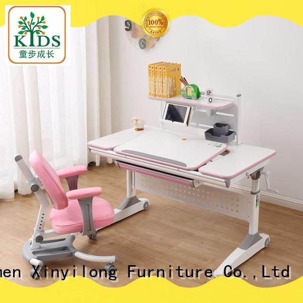 Xinyilong Furniture table and chair set for sale for school