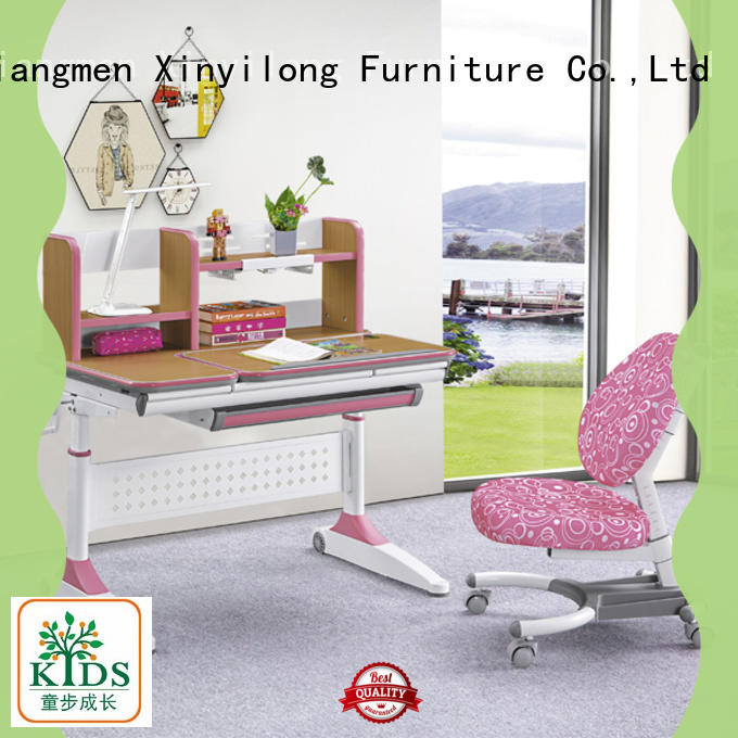 Xinyilong Furniture ergonomic study table for bed with storage for kids