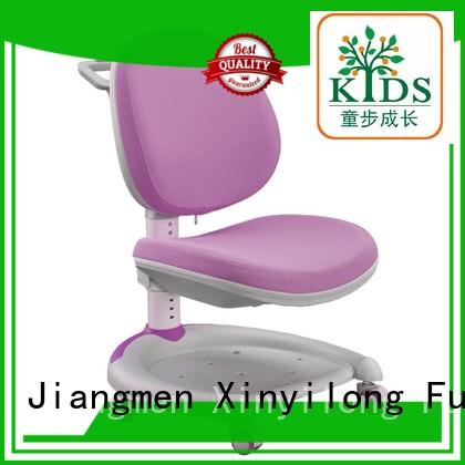 comfortable children desk chair with wheel for studry room