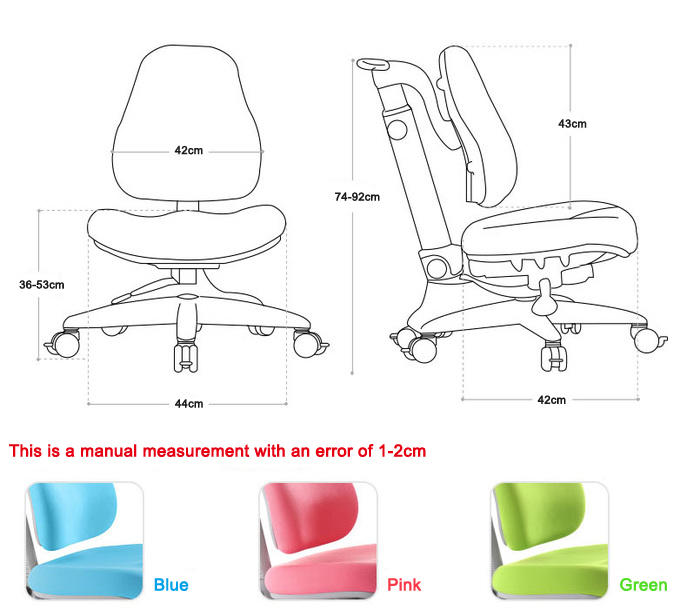 healthy best study chair for students wholesale for children-3