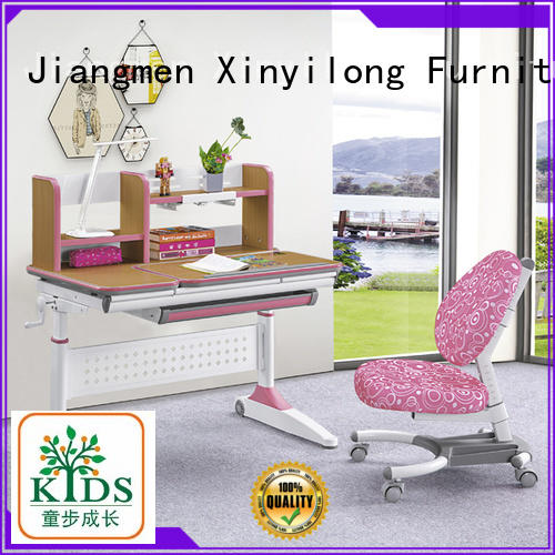 Xinyilong Furniture popular kids study table with storage for home
