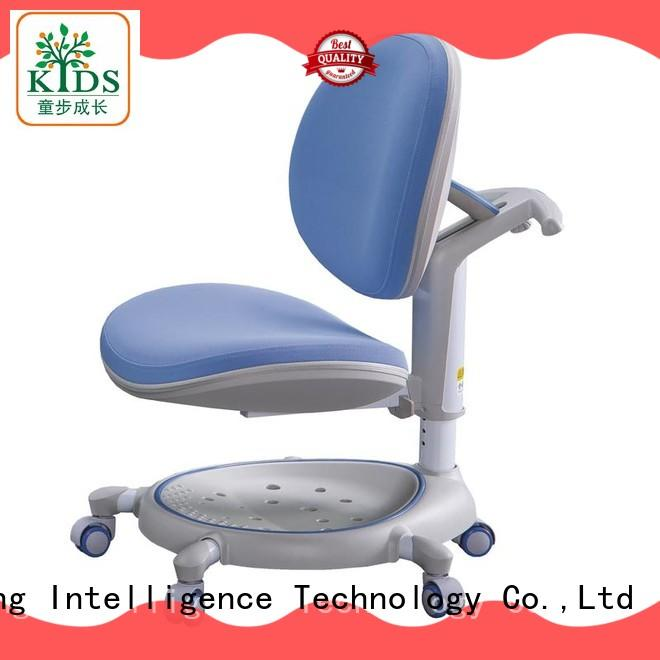 TBCZ stable study chair with wheel for children