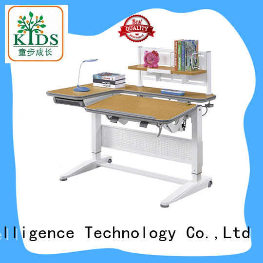 comfortable study table designs for students manufacturer for school