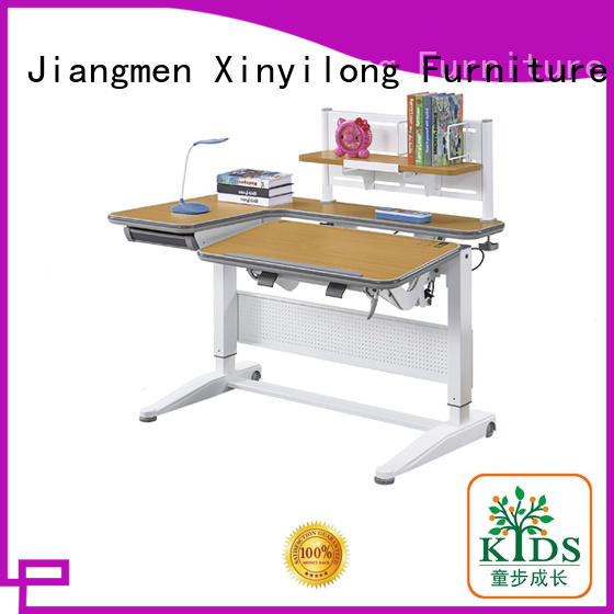 Xinyilong Furniture healthy study table design manufacturer for school