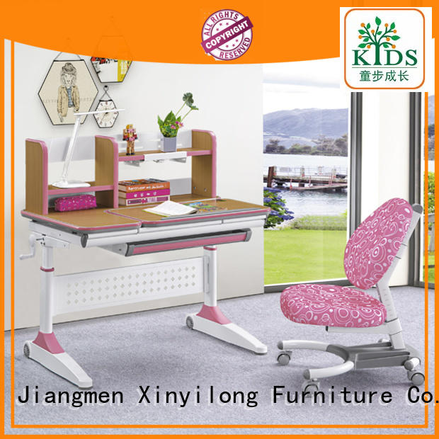 Xinyilong Furniture comfortable study furniture high quality for school