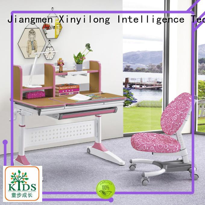 TBCZ kids study table with storage for school