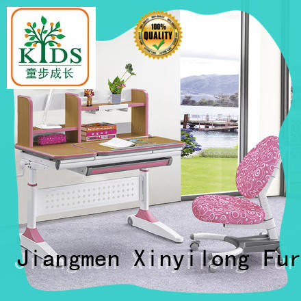 Xinyilong Furniture study table design for bedroom for sale for school