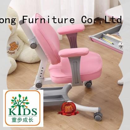 Xinyilong Furniture kids study chair with wheel for studry room