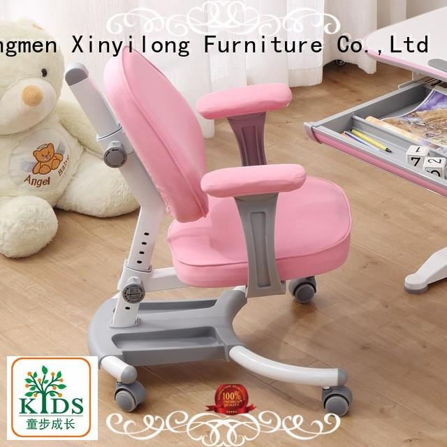 Xinyilong Furniture stable kids study chair wholesale for children