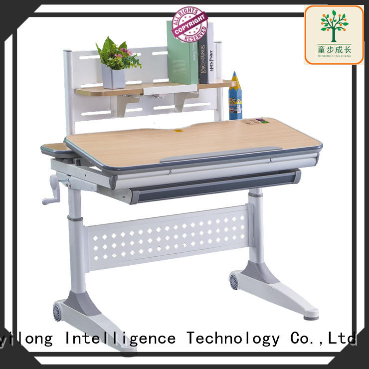 TBCZ ergonomic office table for sale with storage for children