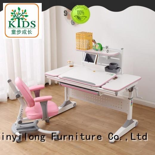Xinyilong Furniture washable kids study table high quality for school