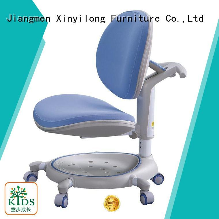 healthy children chairs with wheel for kids