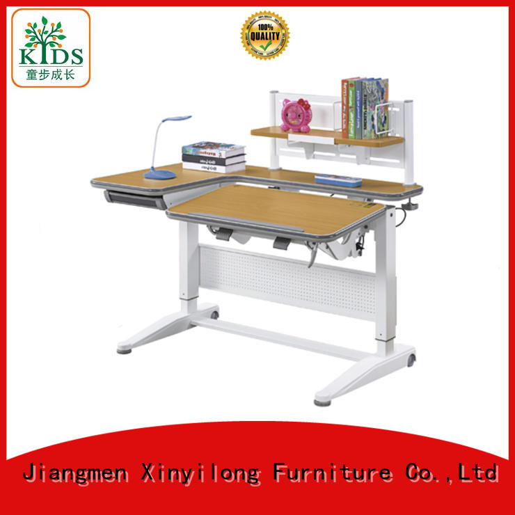 Xinyilong Furniture children study table high quality for school