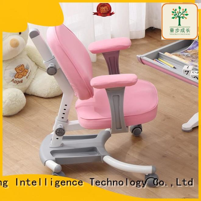 comfortable chair for children with wheel for home