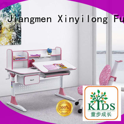 Xinyilong Furniture ergonomic simple study table with storage for school