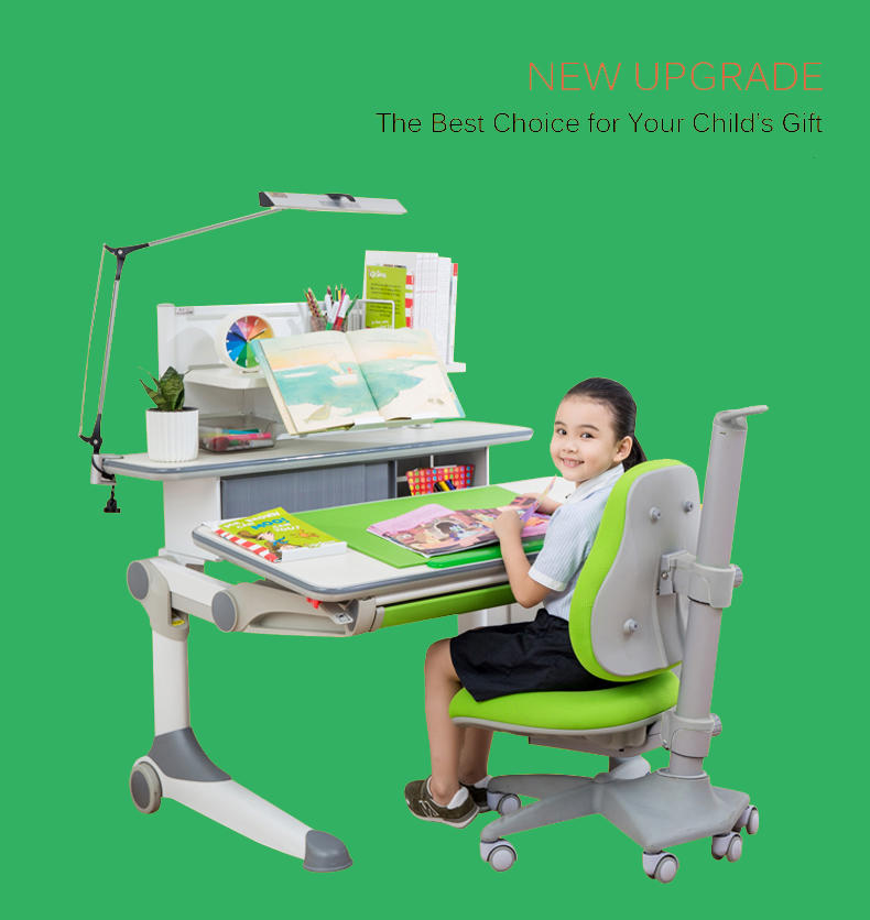 Xinyilong Furniture children study table high quality for children-2