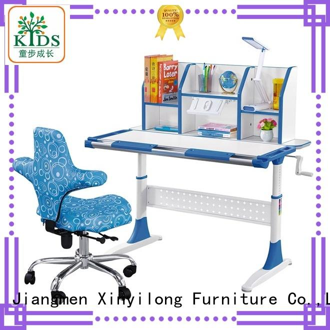 Xinyilong Furniture professional study table designs for students manufacturer for kids