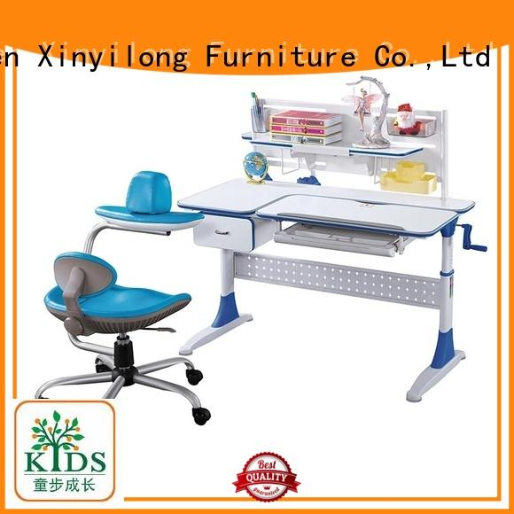 comfortable ergonomic study desk for sale for school Xinyilong Furniture