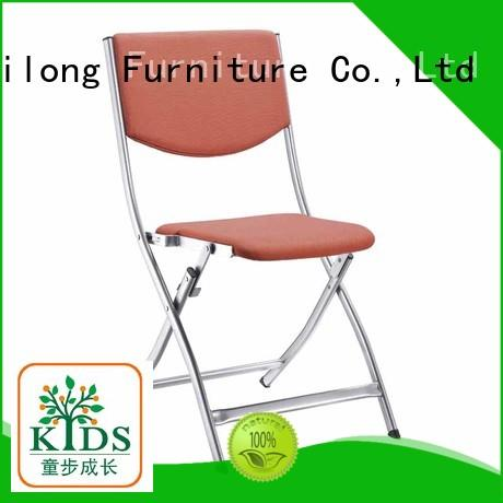 practical plastic dining chairs with wheel for college