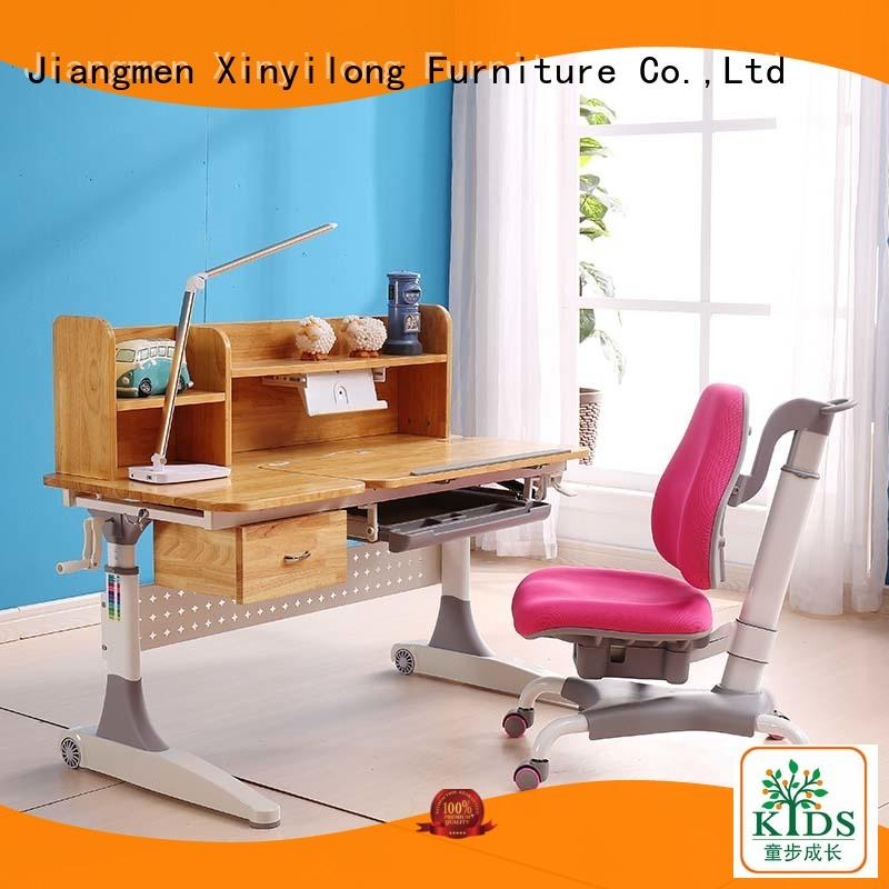 Xinyilong Furniture healthy study table design for bedroom high quality for kids