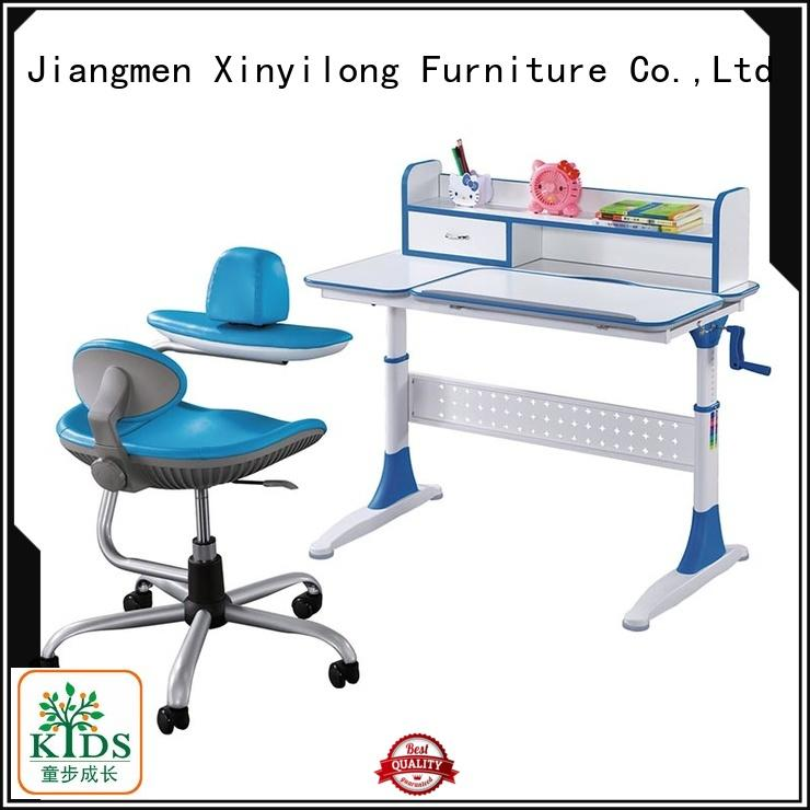 kids office desk high quality for kids Xinyilong Furniture
