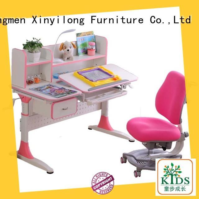 popular adjustable height children's desk high quality for children
