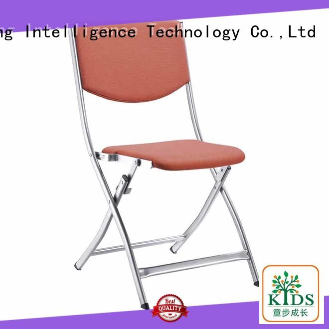TBCZ plastic chair with wheel for classroom