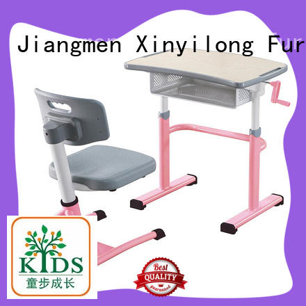 school furniture height adjustable for lecture Xinyilong Furniture