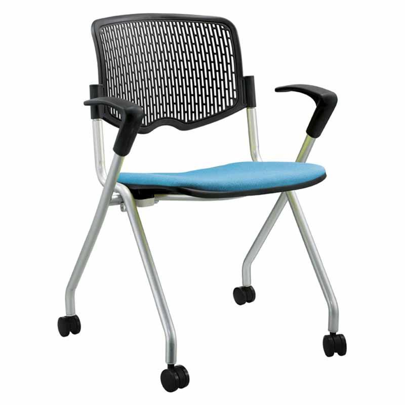 comfortable training chair high quality for lecture-3