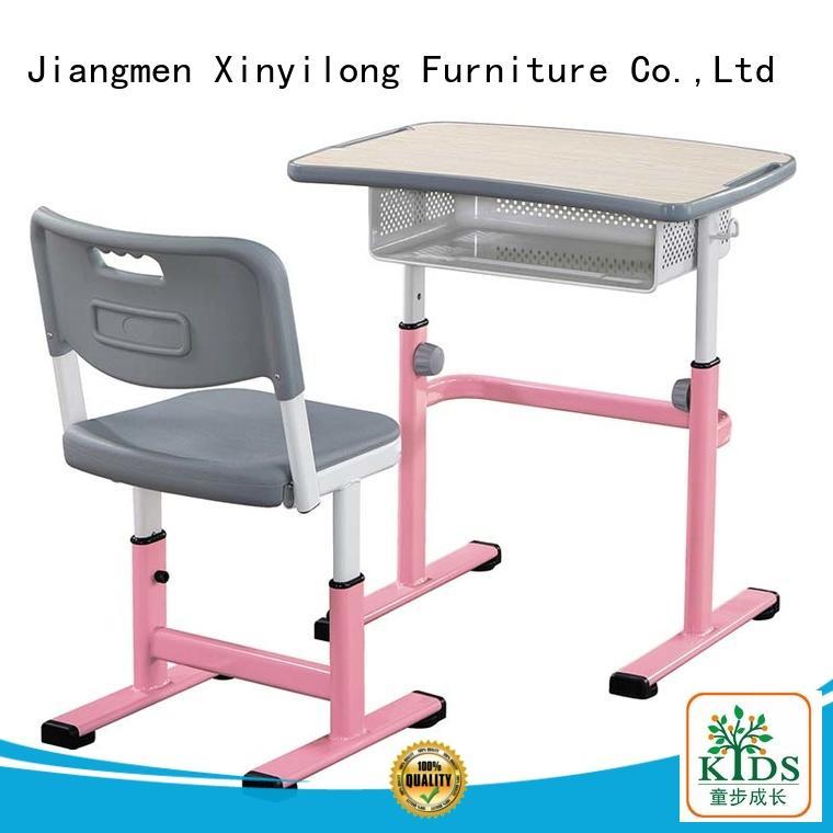 popular childrens school desk height adjustable for students