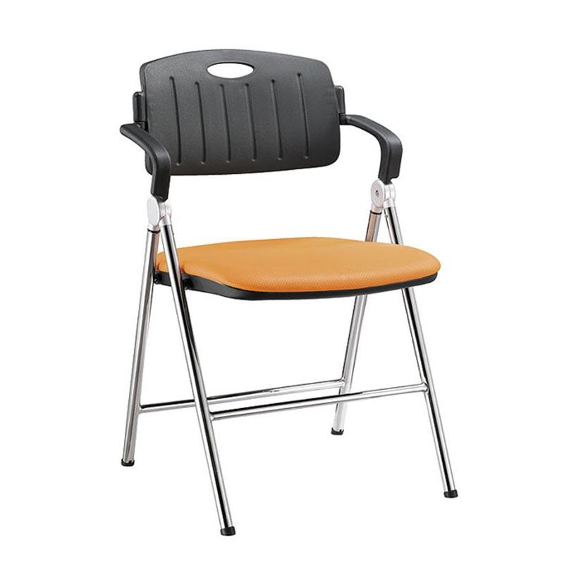 stable dinning chair with wheel for lecture-3