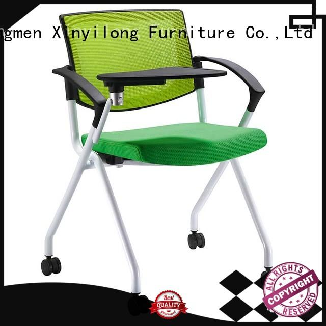 Wholesale seat where to buy folding chairs fabric Xinyilong Furniture Brand