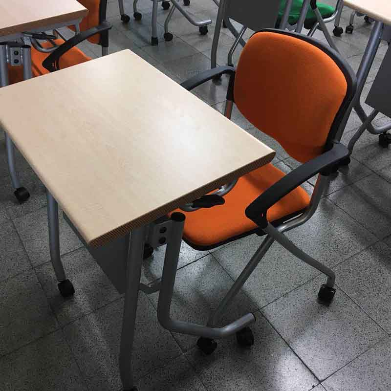 practicaltraining room chairhigh quality for students-9