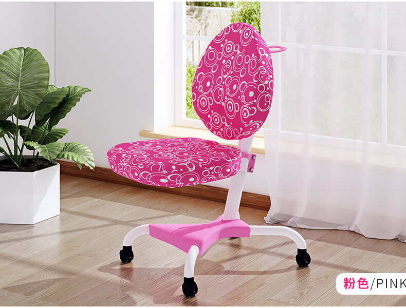 Ergonomic children furniture sets kids adjustable chair for writing/reading/drawing-5