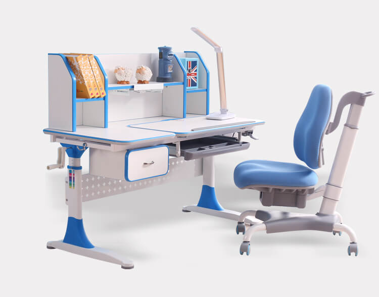 Xinyilong Furniture adjustable height children's desk manufacturer for kids-7