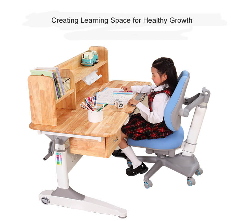 healthy study table for kids with storage for home-3