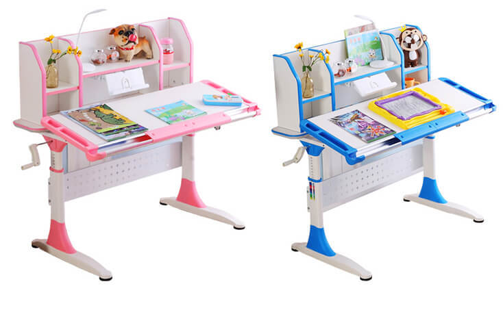 study table furniture design chairs modern kids Xinyilong Furniture Brand
