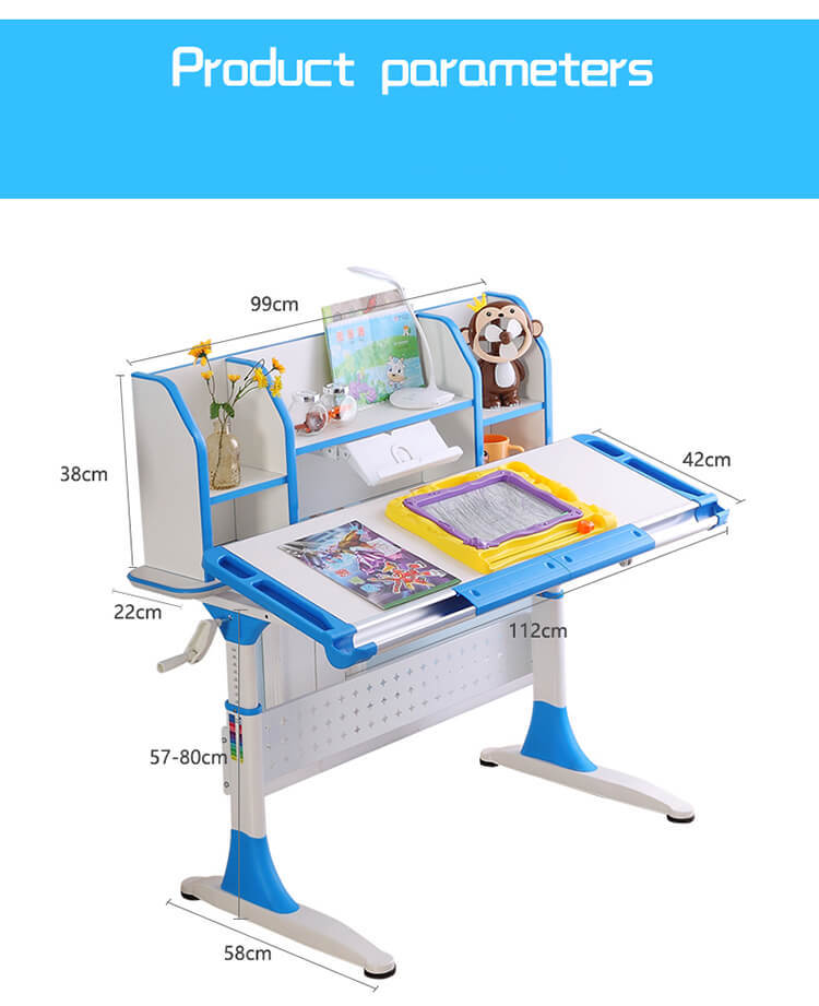 TBCZ ergonomic modular office furniture with storage for kids-1