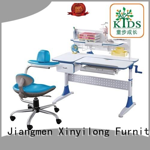 reading grows Xinyilong Furniture Brand study table furniture design factory