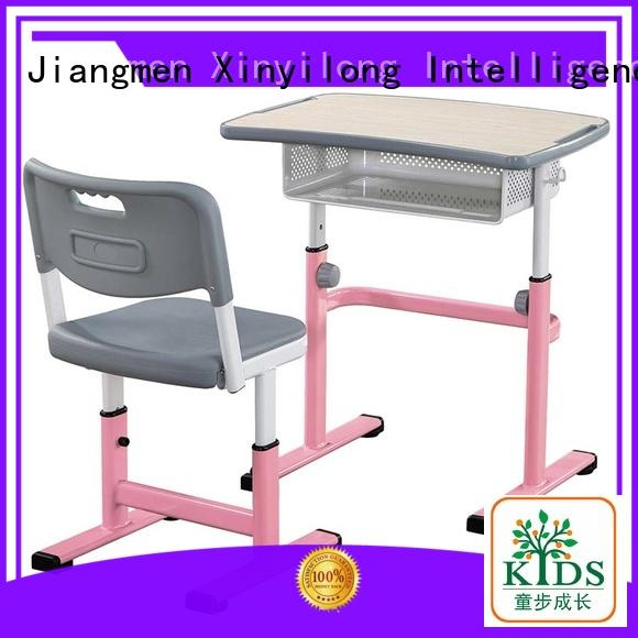 TBCZ school desk chair height adjustable for college