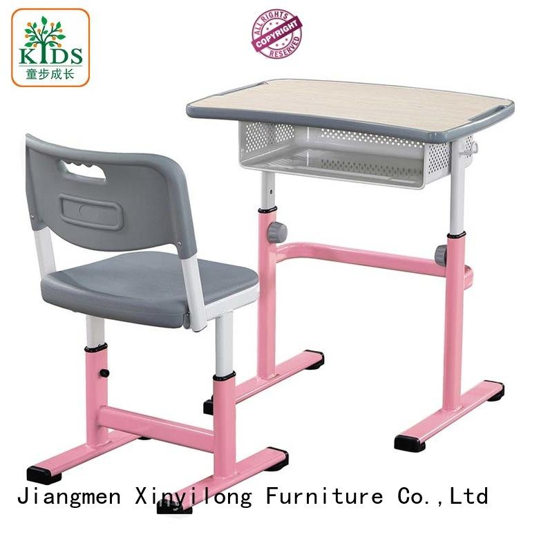Xinyilong Furniture professional modern school furniture height adjustable