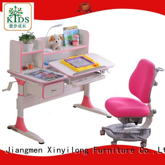 Xinyilong Furniture comfortable children study table high quality for kids