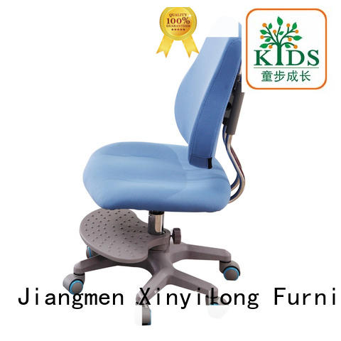 Xinyilong Furniture stable children chairs with wheel for home