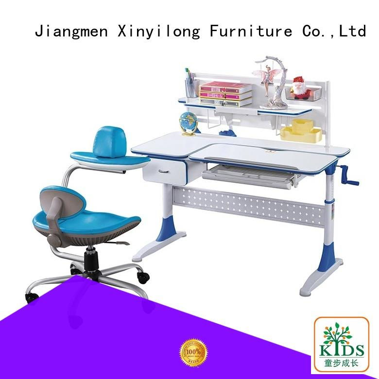 Xinyilong Furniture ergonomic kids study table high quality for kids