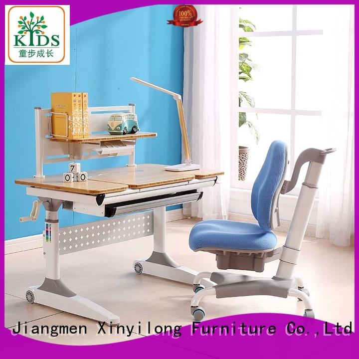 Xinyilong Furniture Brand e1 height study table furniture design workstation supplier