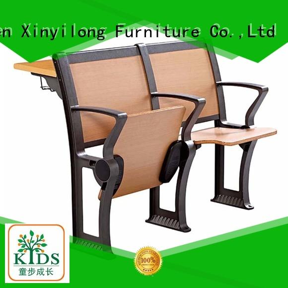 Xinyilong Furniture foldable classroom table and chair for sale for classroom