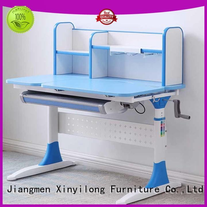 children home study table furniture design Xinyilong Furniture Brand