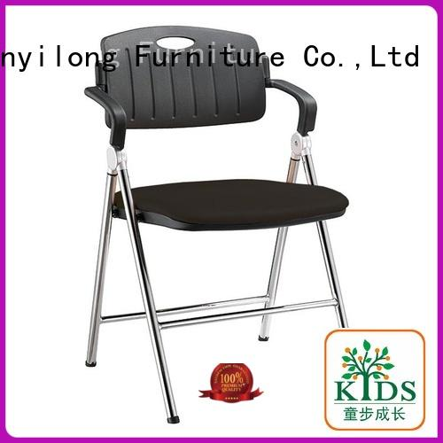 Xinyilong Furniture nesting chair with wheel for students